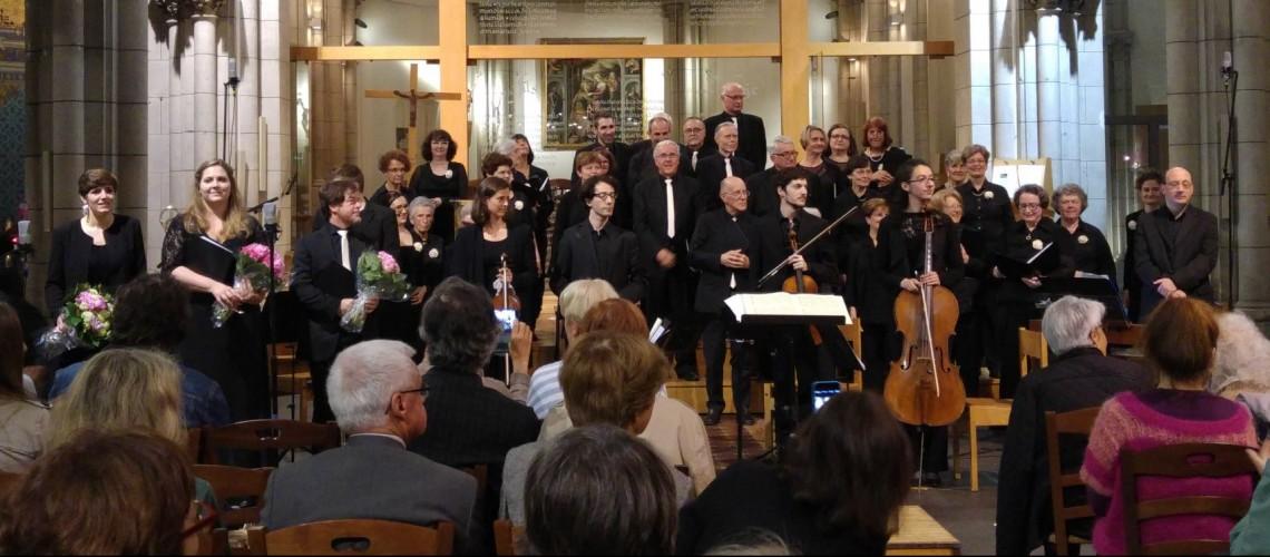 La Psalette de Paris en concert